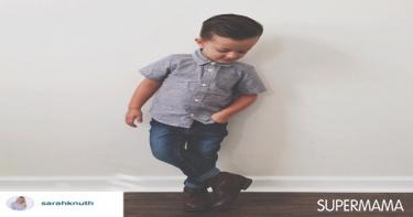 صور ملابس الأولاد في العيد ٦