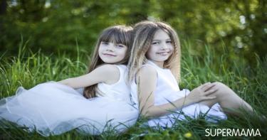 فساتين البنات في العيد