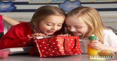 بالصور وجبات اللانش بوكس للأطفال 1