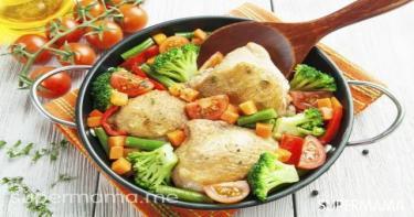 بالصور 9 وصفات مختلفة لأطباق الدجاج 2