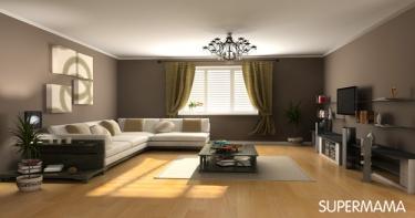 ديكور غرفة المعيشة 6