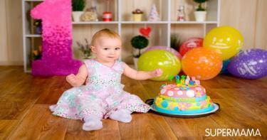 بالصور 6 أفكار لعيد ميلاد طفلك الأول 1