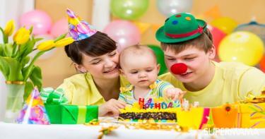 بالصور 6 أفكار لعيد ميلاد طفلك الأول 6