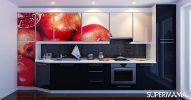 بالصور 9 أفكار بسيطة لتزيين مطبخك 1