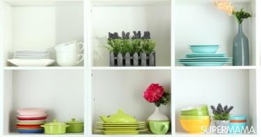 بالصور 9 أفكار بسيطة لتزيين مطبخك 4