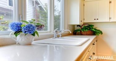 بالصور 9 أفكار بسيطة لتزيين مطبخك 5