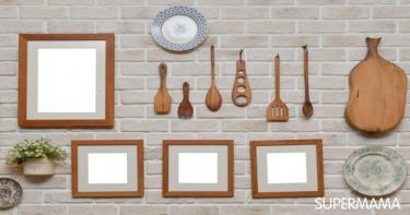 بالصور 9 أفكار بسيطة لتزيين مطبخك 7