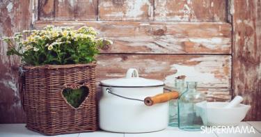 بالصور 9 أفكار بسيطة لتزيين مطبخك 8