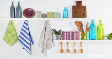 بالصور 9 أفكار بسيطة لتزيين مطبخك 9