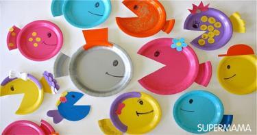 أنشطة منزلية للأطفال (8)