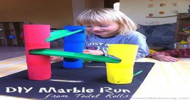 أنشطة منزلية للأطفال (5)