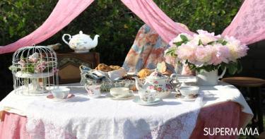 بالصور.. 9 أفكار للتقديم في حفلات الشاي 2