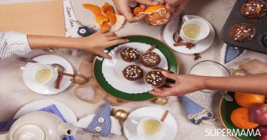 بالصور.. 9 أفكار للتقديم في حفلات الشاي 3