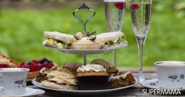 بالصور.. 9 أفكار للتقديم في حفلات الشاي 4
