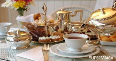 بالصور.. 9 أفكار للتقديم في حفلات الشاي 5