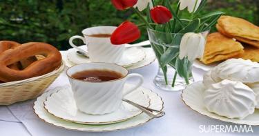 بالصور.. 9 أفكار للتقديم في حفلات الشاي 9