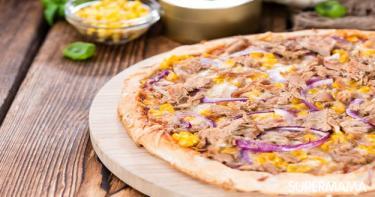 7 حشوات للبيتزا تونة