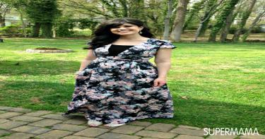 موضة الربيع للحامل 2