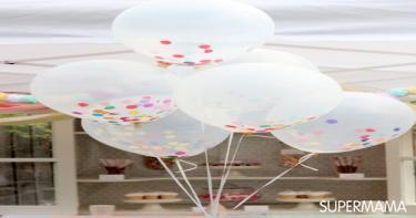 ديكور حفل عيد ميلاد طفلك في المنزل 8