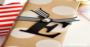 أفكار لف الهدايا 7