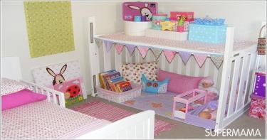 إعادة استخدام سرير طفلك الرضيع 3