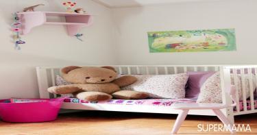إعادة استخدام سرير طفلك الرضيع 4