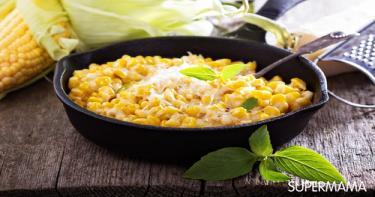 وصفات شهية لطبخ الذرة 2 الذرة بالزبد