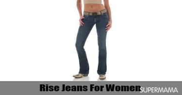 Rise Jeans