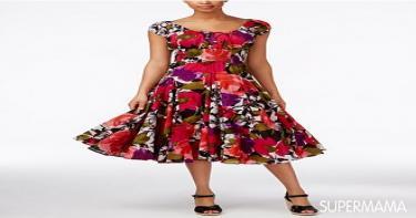 بالصور فستان حسب شكل الجسم 2