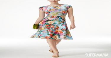 بالصور فستان حسب شكل الجسم 5