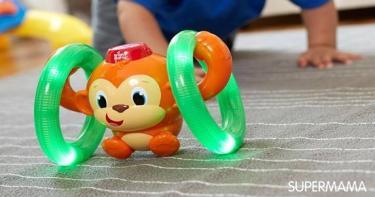 ألعاب تساعد الطفل على الحركة 2