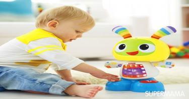 ألعاب تنمية مهارات الرضع الحركية 4