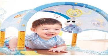 ألعاب تنمية مهارات الرضع الحركية 5