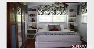 غرفة نوم صغيرة6