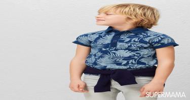 ملابس العيد للأولاد الذكور 6