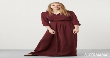 ملابس عيد حوامل 6