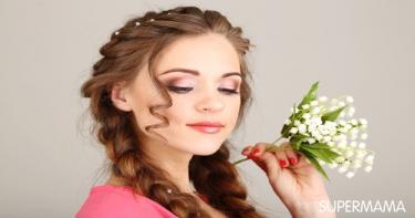 قصات شعر وتسريحات الربيع 4
