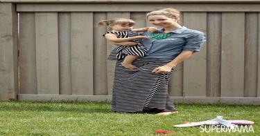ملابسك ولطفلتك بنفس الشكل 3