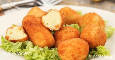 أكلات نص سوا كفتة البطاطس