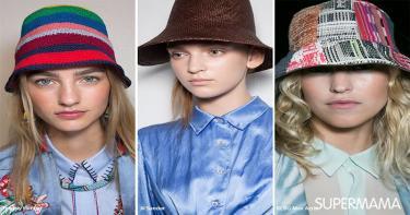 موضة ارتداء القبعة 4