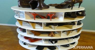 أفكار-مختلفة-لتنظيم-الأحذية-بدون-جزامة-9