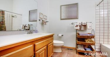 ديكور الحمام 4