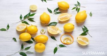 وصفات للتغلب على رائحة العرق الليمون 4