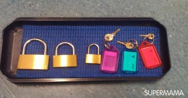 القفل والمفتاح 8