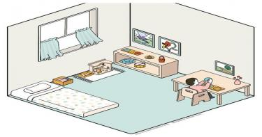 غرفة مونتيسوري 6