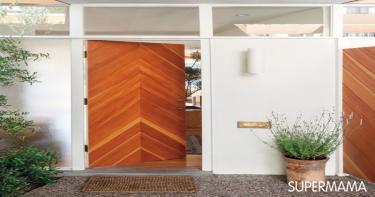 ديكور أبواب 1