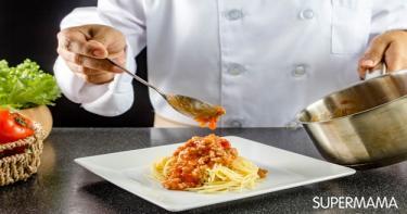 نوع الصوص المناسب لكل طبخة مكرونة 1