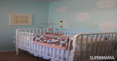 تنظيم غرفة الرضيع 1