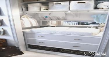 تنظيم غرفة الرضيع 2