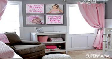 تنظيم غرفة الرضيع 3